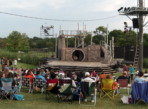 Dallas TX Events Romeo and Juliet in the Park